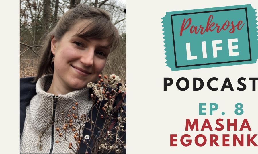 Masha Egorenko Slavic Youth Advocate Parkrose